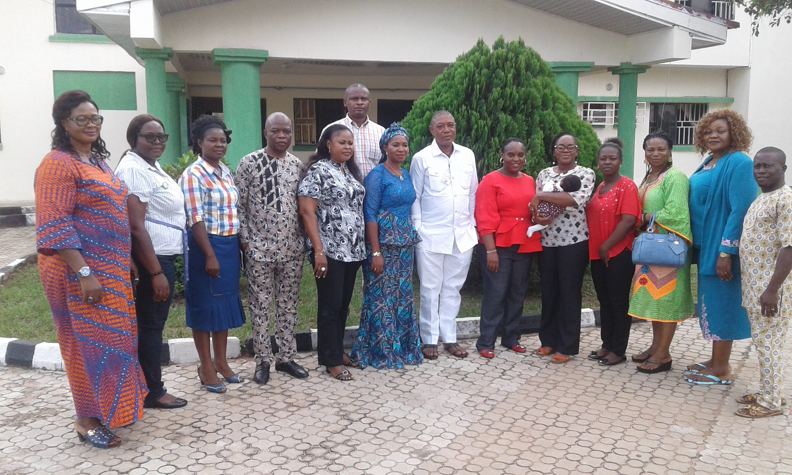 ADVOCACY VISIT TO INEC