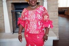 Hon. Ngozi Oji. Ikwuano Local Govt. Chairperson.