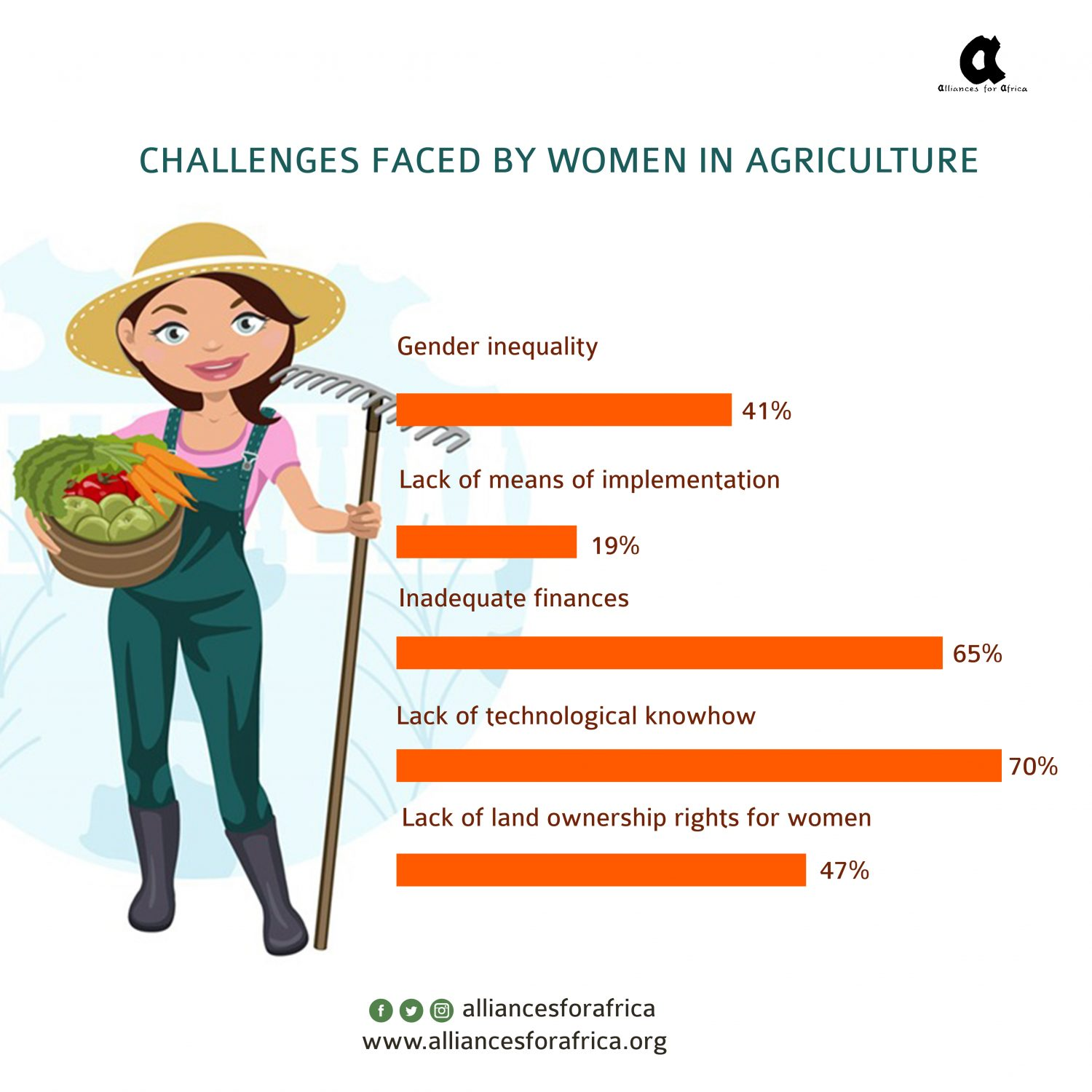 FEMALE CHALLENGES IN AGRICulture in Nigeria, agriculture challenges in Nigeria, women's participation in agriculture in Nigeria