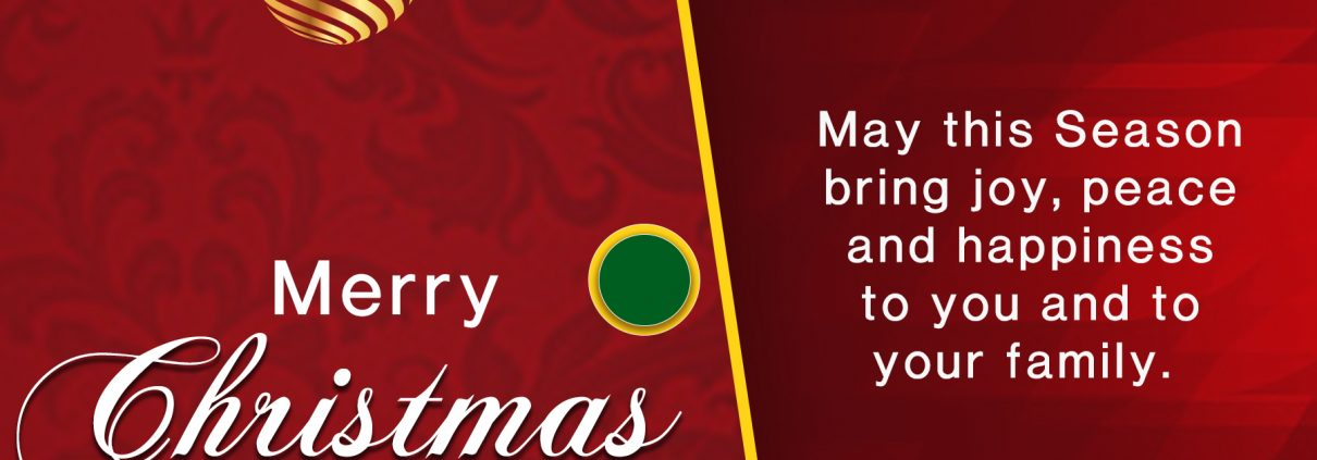Yuletide greetings from all of us at Alliances for Africa.