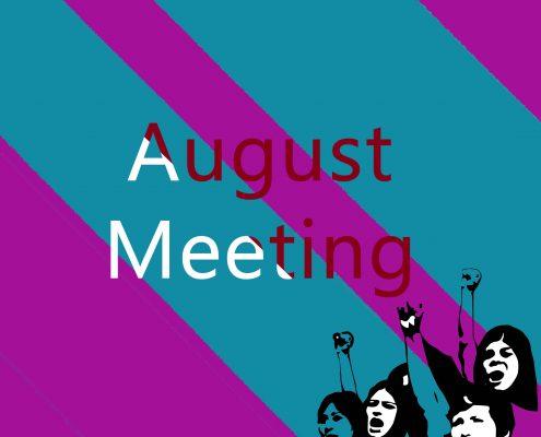 august meeting in Nigeria, Women August meeting, what is August meeting