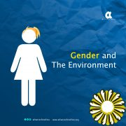 GENDER (WOMEN) AND THE ENVIRONMENT