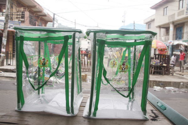 A PEACE PERSPECTIVE OF THE JUST CONCLUDED PRESIDENTIAL ELECTION, Ballot box nigeria